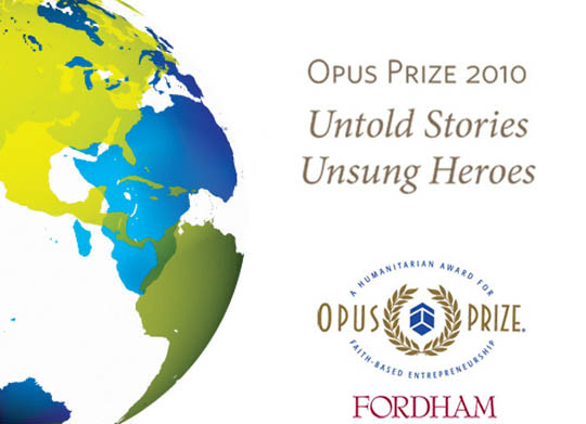 opus prize